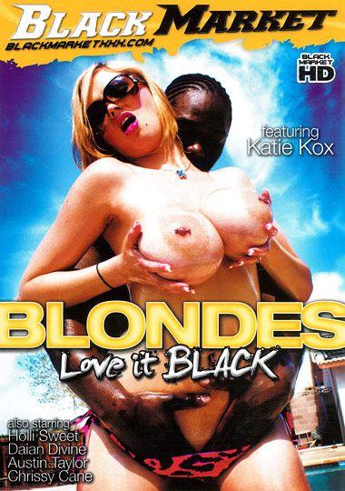 Blondes Love It Black