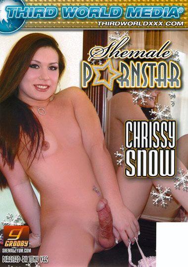 Shemale Pornstar: Chrissy Snow