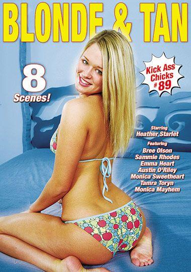 Kick Ass Chicks 89: Blonde And Tan