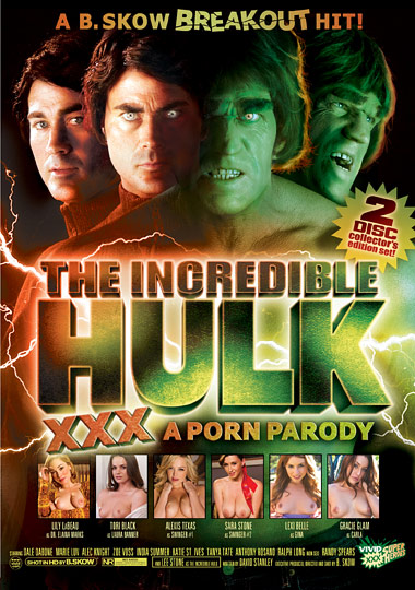The Incredible Hulk XXX A Porn Parody