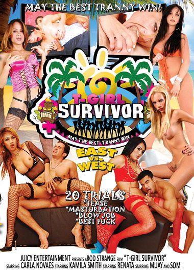 T-Girl Survivor: East Vs West