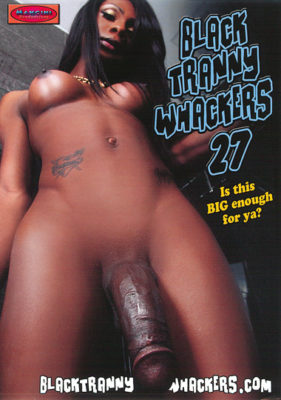 Black Tranny Whackers 27