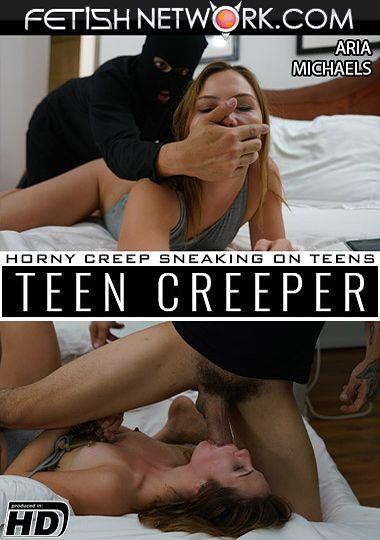 Teen Creeper: Aria Michaels