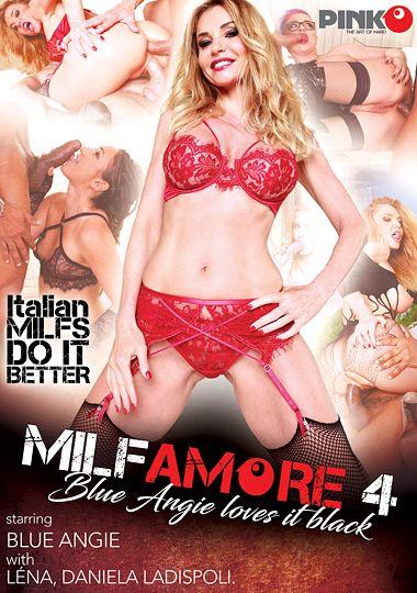 MILF Amore 4: Blue Angie Loves It Black