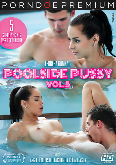Poolside Pussy 5
