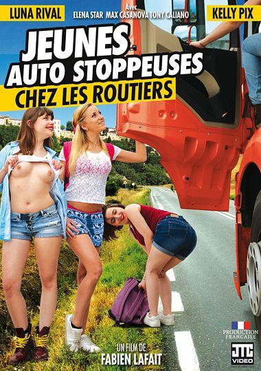 Jeunes Auto Stoppeuses Chez Les Routiers