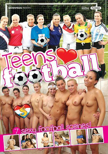 Teens Love Football