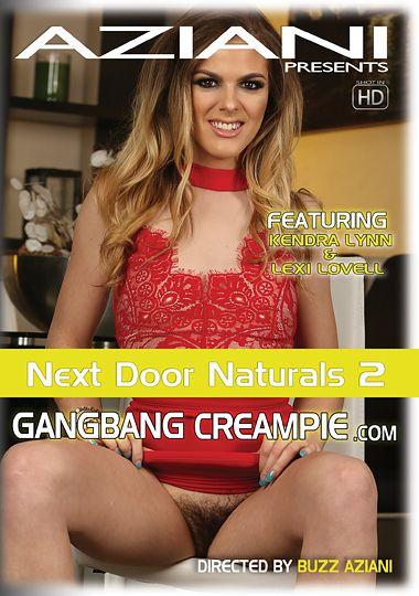 Gangbang Creampie: Next Door Naturals 2